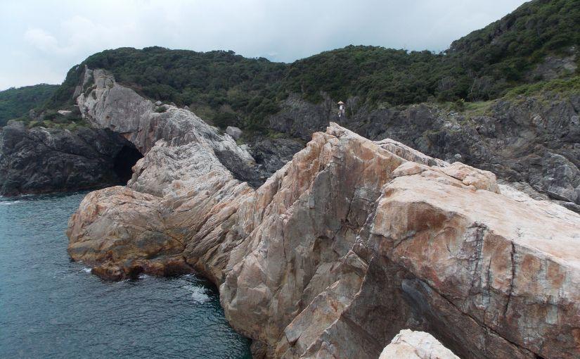 石英斑岩岩脈